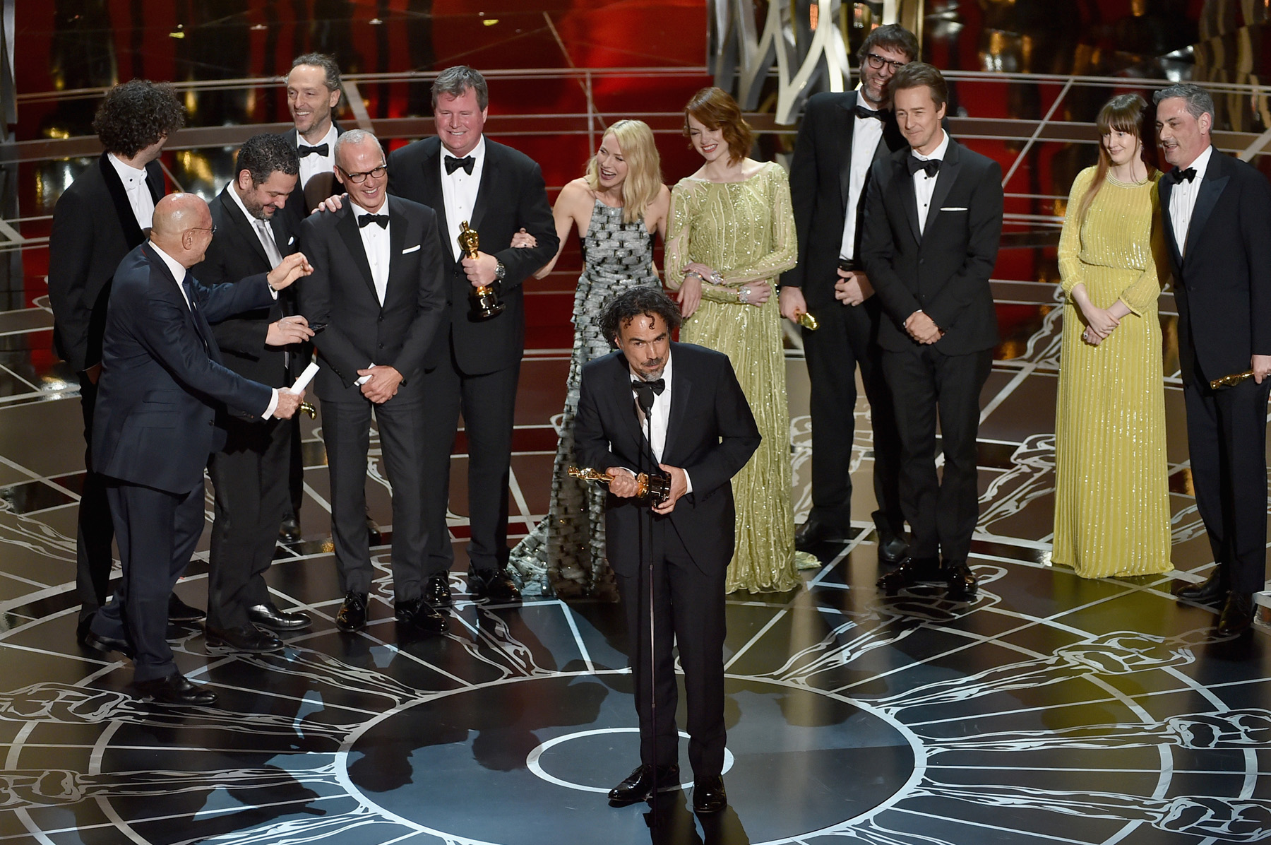 'Birdman' Wins Best Picture & More At The 87th Annual Academy Awards!
