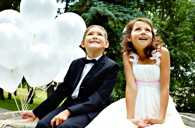 Mami Talks: 8 Ways to Include Your Children in Your Wedding