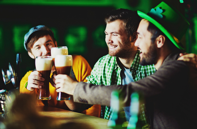 Celebrate St. Patty's Day with These Festive Beertail Recipes