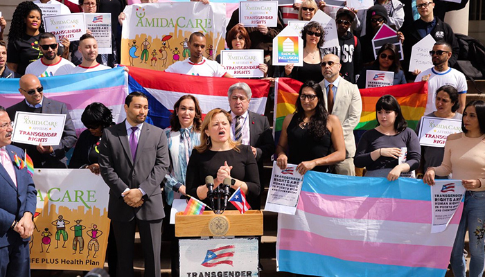 Transgender Rights Threatened in Puerto Rico