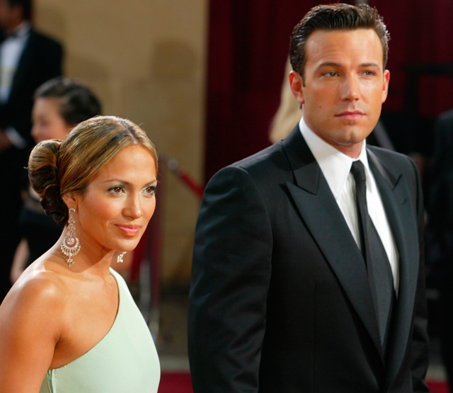 Ben Affleck Whispered In J.Lo's Ear at the Oscars, But What Was He Saying?