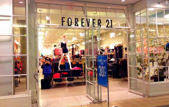 Forever 21 Lawsuit