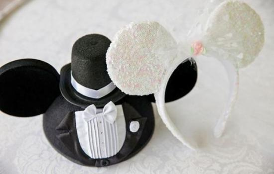 Planning your dream disney wedding!