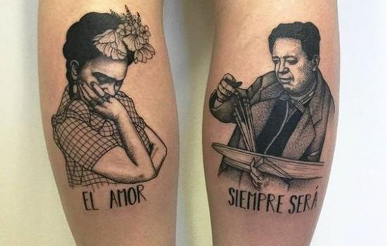 Get Inspired! The Best Couple Tattoos On PInterest