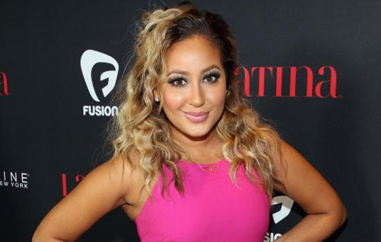 What Adrienne Bailon Uses to Keep Her Natural Curls Looking Gorgeous!
