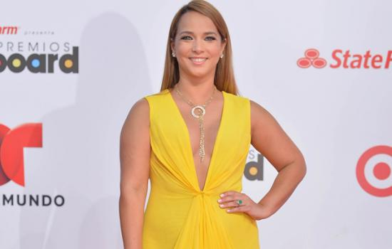 Adamari Lopez Welcomes Baby Girl!