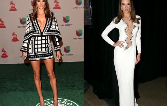 Get the Look: Alessandra Ambrosio's Loose Wavy Looks!