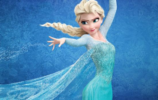 Want to Look Like Elsa? A 'Frozen' Wedding Dress is on the Way
