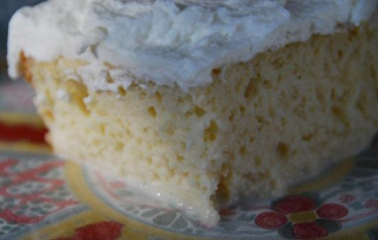 Pati's Mexican Table: Traditional Tres Leches