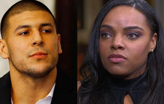 Aaron Hernandez Fiance Opens Up About His Death