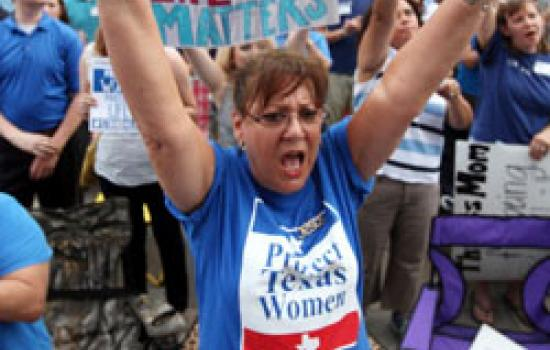 Texas Abortion Bill Passed in the Senate