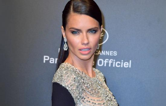 Adriana Lima Chopard Party