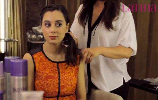 Summer Hairstyle: How to Create an Awesome Braided Side Pony (Video)