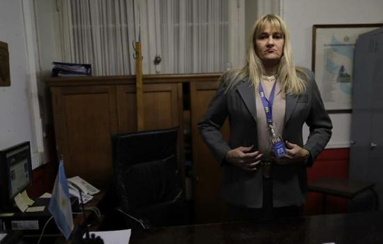 Analia Pasantino First Transgender Police Chief in Latin America