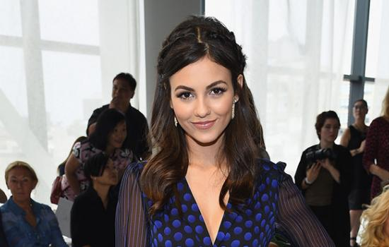 Latina On The Runway: Victoria Justice Tells Us Which Color Makes Her Feel Fabulous