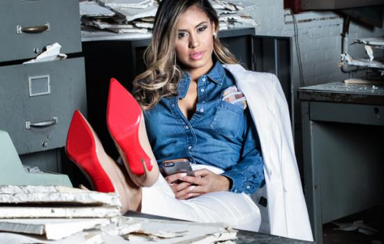 Latina Fashion Closet: Nail Lounge Owner Qiana Aviles Talks Style, Business, And The Hottest Nail Trends