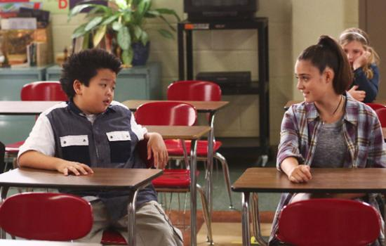 EXCLUSIVE: Newcomer Luna Blaise on How Jennifer Lopez Inspires Her Character on 'Fresh Off the Boat'