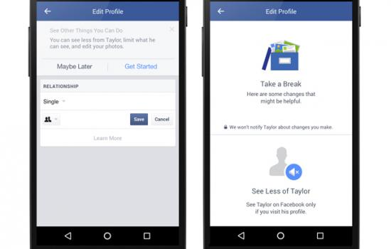 Facebook is Going to Help Your Ex Disappear