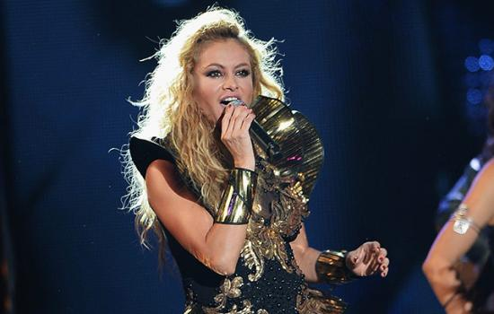 Paulina Rubio is Going to be a Mami Again!