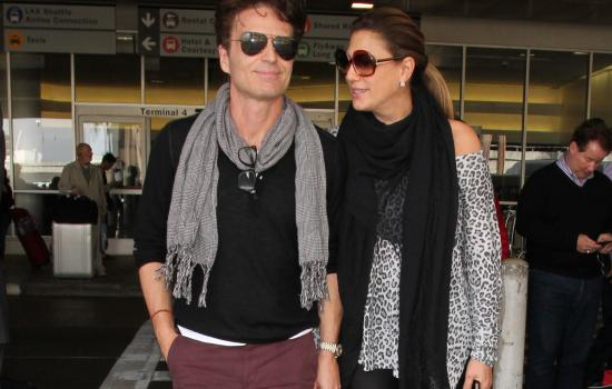 Daisy Fuentes Marries Richard Marx in Pre-Christmas Aspen Wedding — See the Pics!
