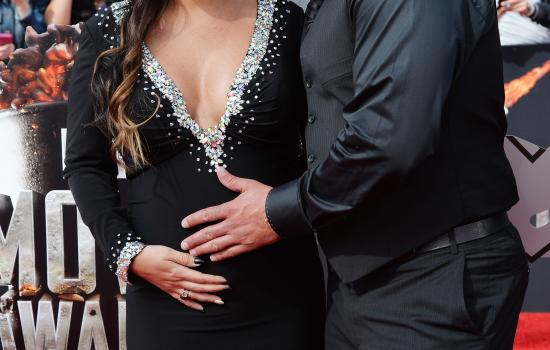"""Jenni """"JWoww"""" Farley Shows Off Barely-There Baby Bump at 20 Weeks"""
