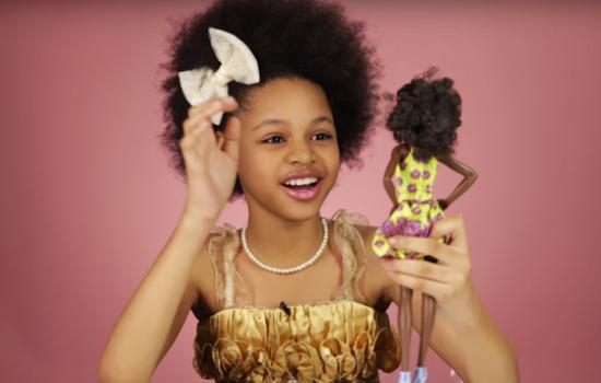 Watch These Kids Review the New Barbie Bodies
