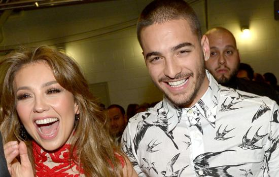 "WATCH: Thalia & Maluma Release Music Video for Their Duet ""Desde Esa Noche"""