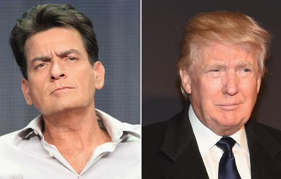Why This 'Two and a Half Men' Star Compared Donald Trump to Charlie Sheen