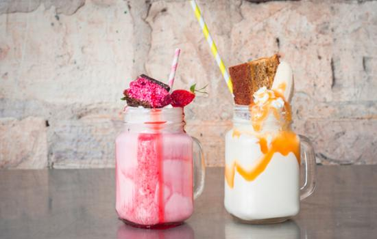 9 Outrageous Milkshakes to Add to Your Bucket List