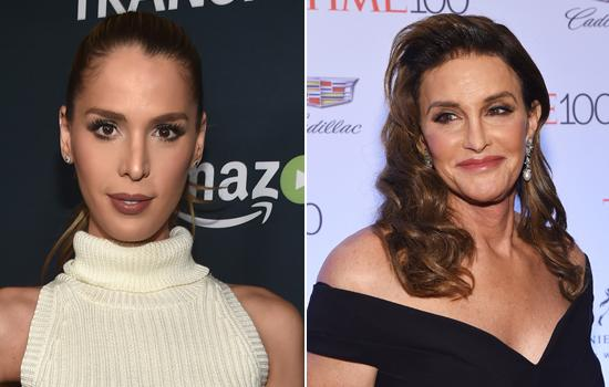 WATCH: Carmen Carrera Says Caitlyn Jenner Doesn't Get Trans-Life