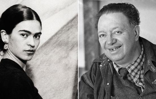 New Exhibit Shows a Closer Look of Mexican Artists Frida Kahlo and Diego Rivera's Controversial Lives