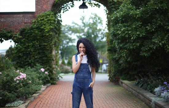 Inspiring Latina: Meet MelRo, the Model Fighting for Foster Care Reform
