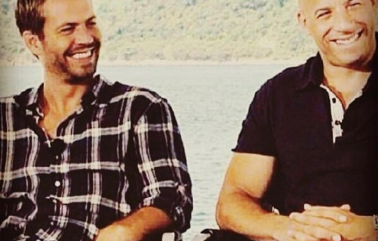 Vin Diesel Shares Photo Tribute To His Young Daughter And Paul Walker