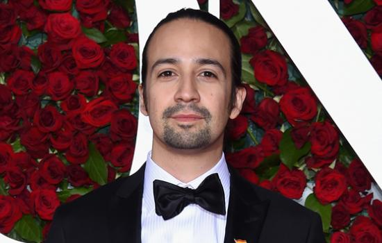 "Lin-Manuel Miranda Creates ""Love is Love"" Shirts to Help Orlando Victims"