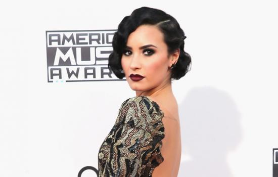 """Demi Lovato Goes Topless for Sultry New Single """"Body Say"""" Cover Art"""