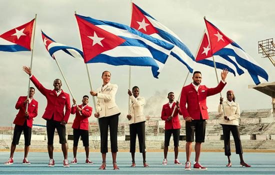 Christian Louboutin is Set to Dress the Cuban Team for the Olympics