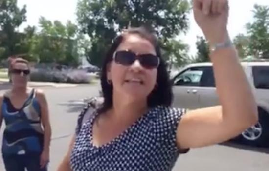 "Latina Mom Responds to Racist White Woman Who Called Her ""Wetback"""