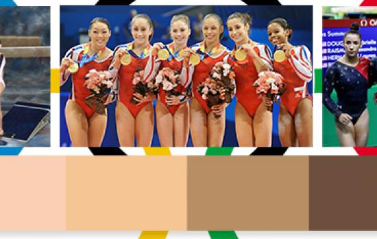 The Browning of the Gymnastics Team