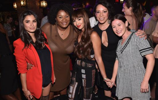 'Orange is the New Black' Cast Supports Jackie Cruz's Singing at Rémy Martin