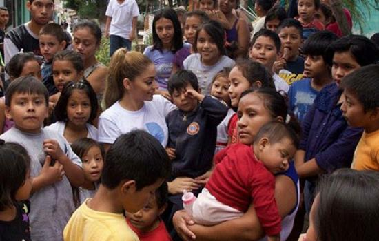 Inspiring Latina: How Nuestra Belleza Latina Star Jossie Ochoa Gives Back to Children in Guatemala