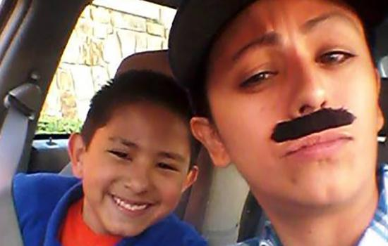 Best Mom Ever Dresses As a Man at School So Son Wouldn't Feel Excluded