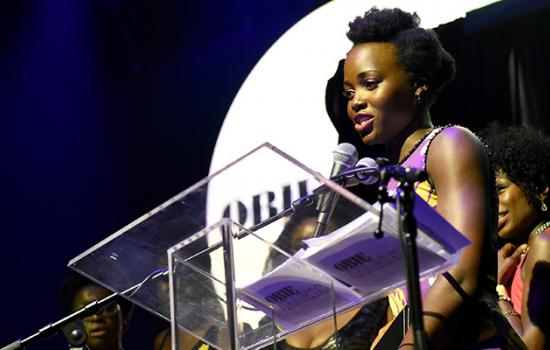 Lupita Nyong'o Criticizes Those Who Dehumanize Her Because of Her Color