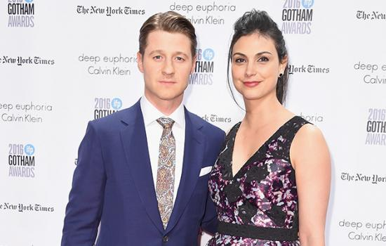 Wedding Bells are Coming! Morena Baccarin & Benjamin McKenzie are Engaged