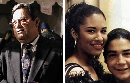 Selena's Father Abraham Quintanilla Is Suing Her Widower Chris Perez