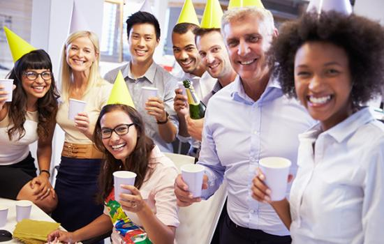3 Tips for Making the Right Impression at Your Office Holiday Party