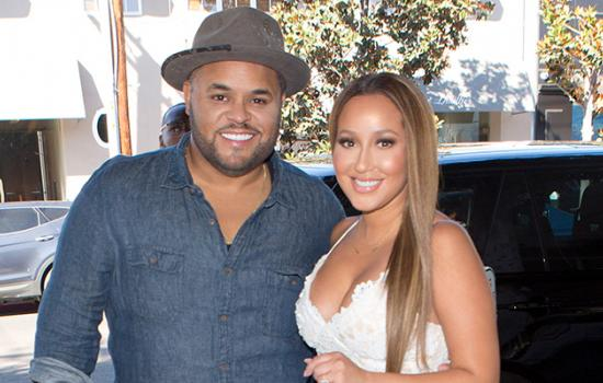 WATCH Adrienne & Israel Houghton Perform for the First Time as Husband & Wife