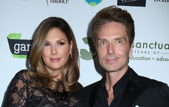 Daisy Fuentes' Husband Subdues Angry Passenger on Flight While She Films the Whole Thing