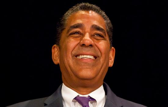 Watch First-Ever Dominican Congressman Adriano Espaillat Dance Merengue at Swearing-In Ceremony