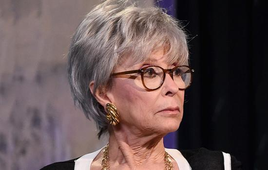 Rita Moreno Shares Her Experience With 'West Side Story' Makeup Artist