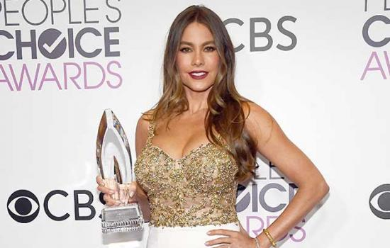 """Sofia Vergara Says She Never Thought She'd Make It This Far With """"This Ridiculous Accent"""""""
